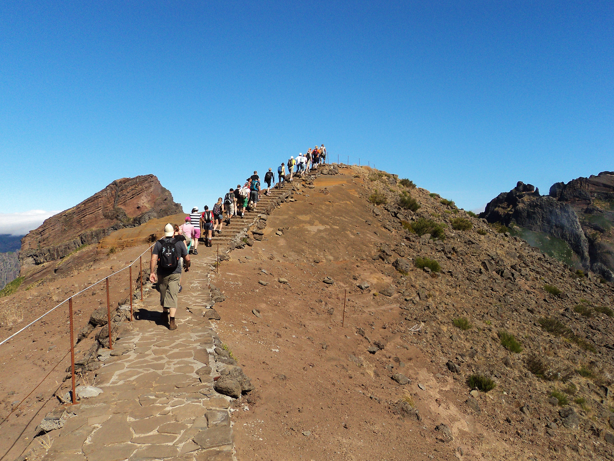 Levada Walks with Flora Travel